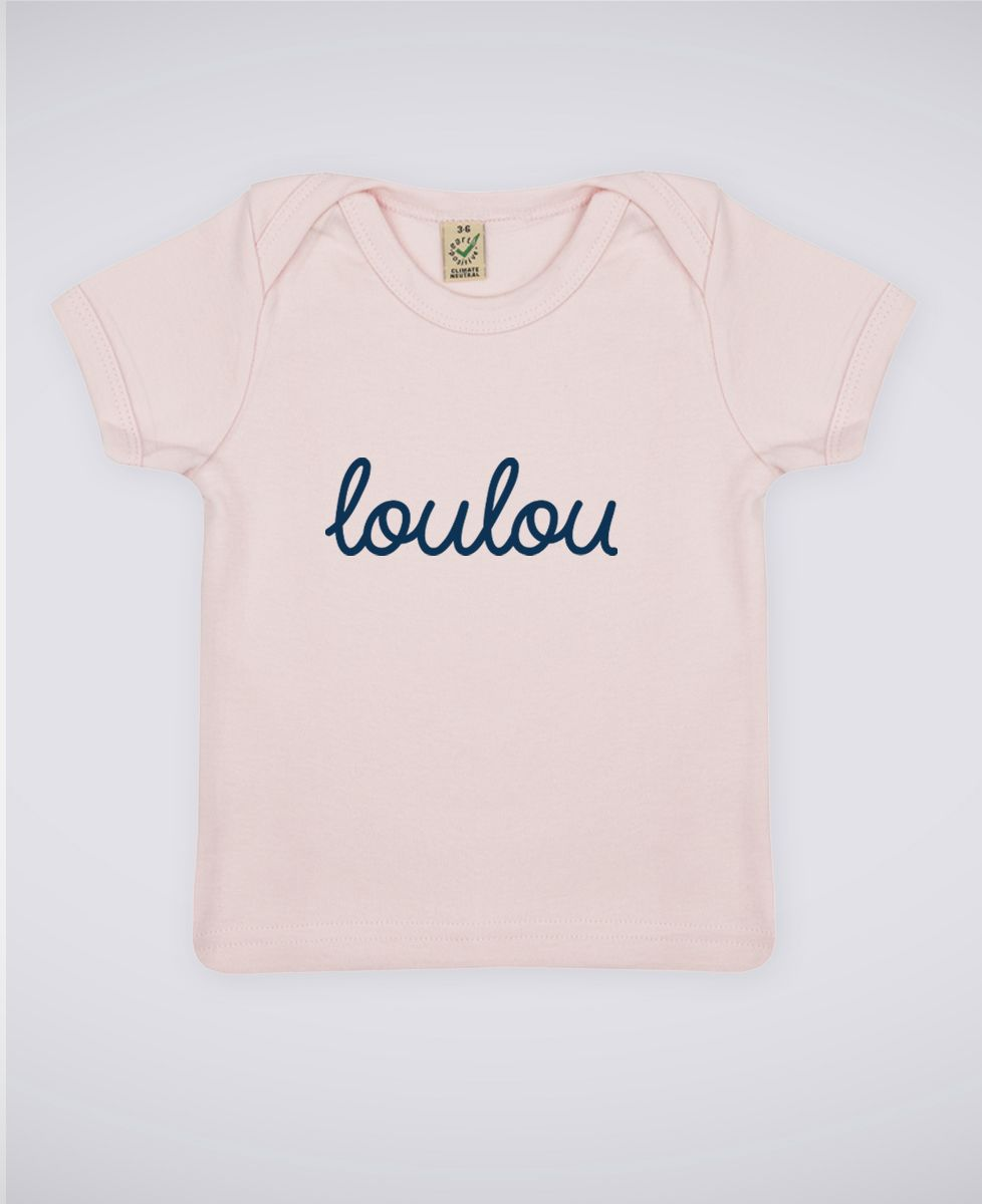 T-Shirt bébé Loulou