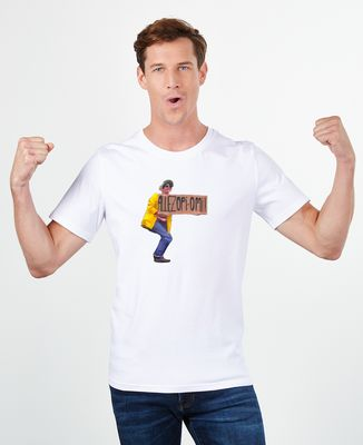 T-Shirt homme Allez Opi-Omi !