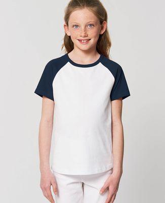 T-Shirt enfant Van personnalisé textile clair