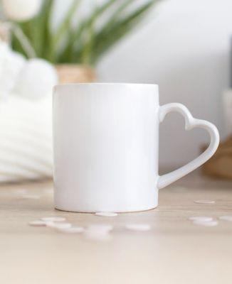 Mug Ville arc-en-ciel personnalisé
