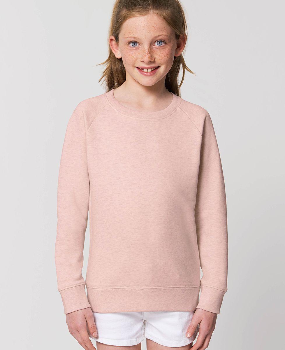 Sweatshirt enfant Ville arc-en-ciel personnalisé