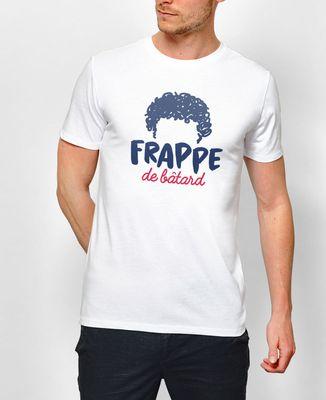 T-Shirt homme Frappe de bâtard