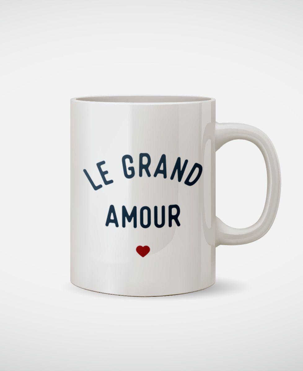 Mug Le grand amour