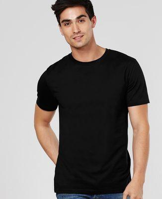T-Shirt homme Message imprimé personnalisé - Manuscrit