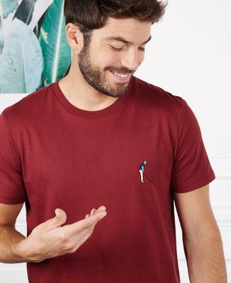 T-Shirt homme Golfeur (brodé)
