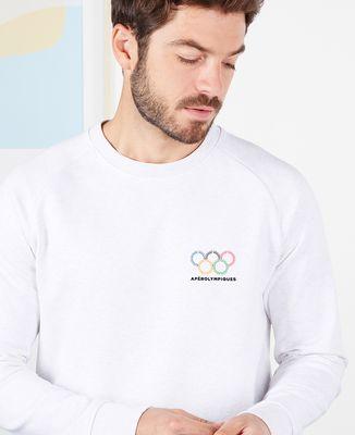 Sweatshirt homme Apérolympiques