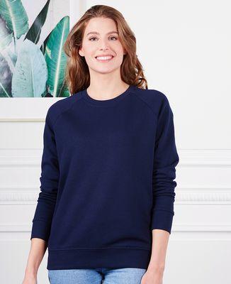 Sweatshirt femme Made in personnalisé