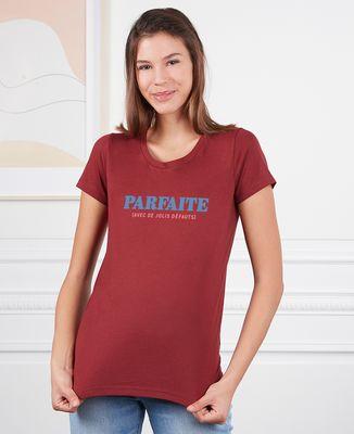 T-Shirt femme Parfaite (avec de jolis défauts)