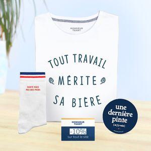 T-Shirt Box Août 2021