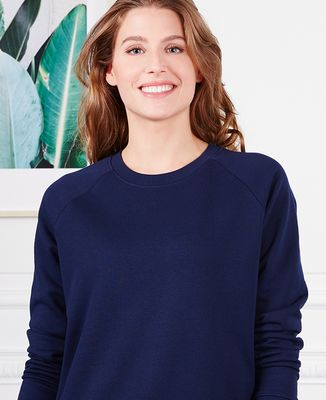 Sweatshirt femme Bande de potes personnalisé