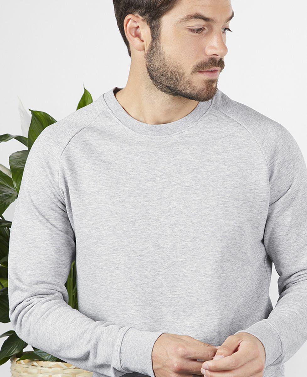 Sweatshirt homme Bande de potes personnalisé