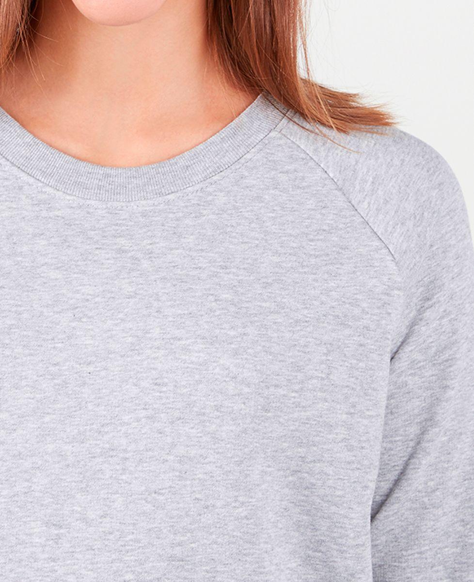 Sweatshirt femme Baiser personnalisé