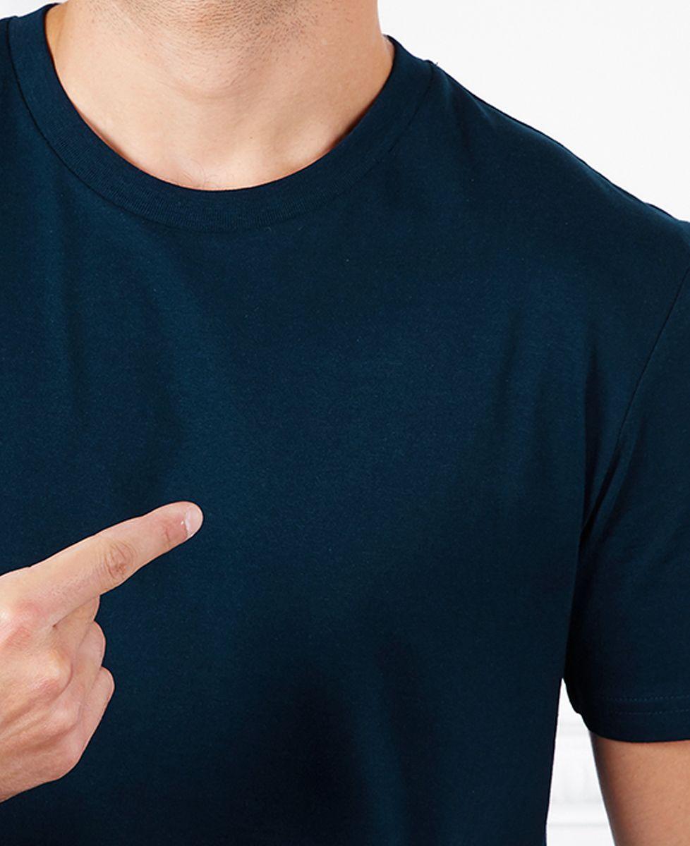 T-Shirt homme Baiser personnalisé